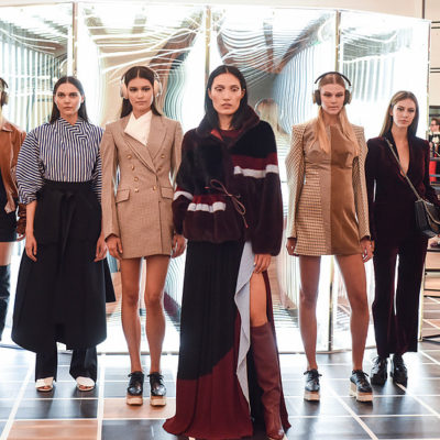 Shifting Gear: Fall 2017 Designer Collections Featured at <em>Season Shift</em>