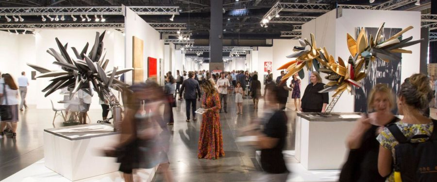 Seattle Art Fair 2017 is Built for Comfort, not for Speed, and it's Splendid