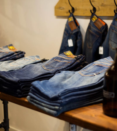 SHARPLY's Brick-and-Mortar Menswear Shop Hits the Mark in Capitol Hill