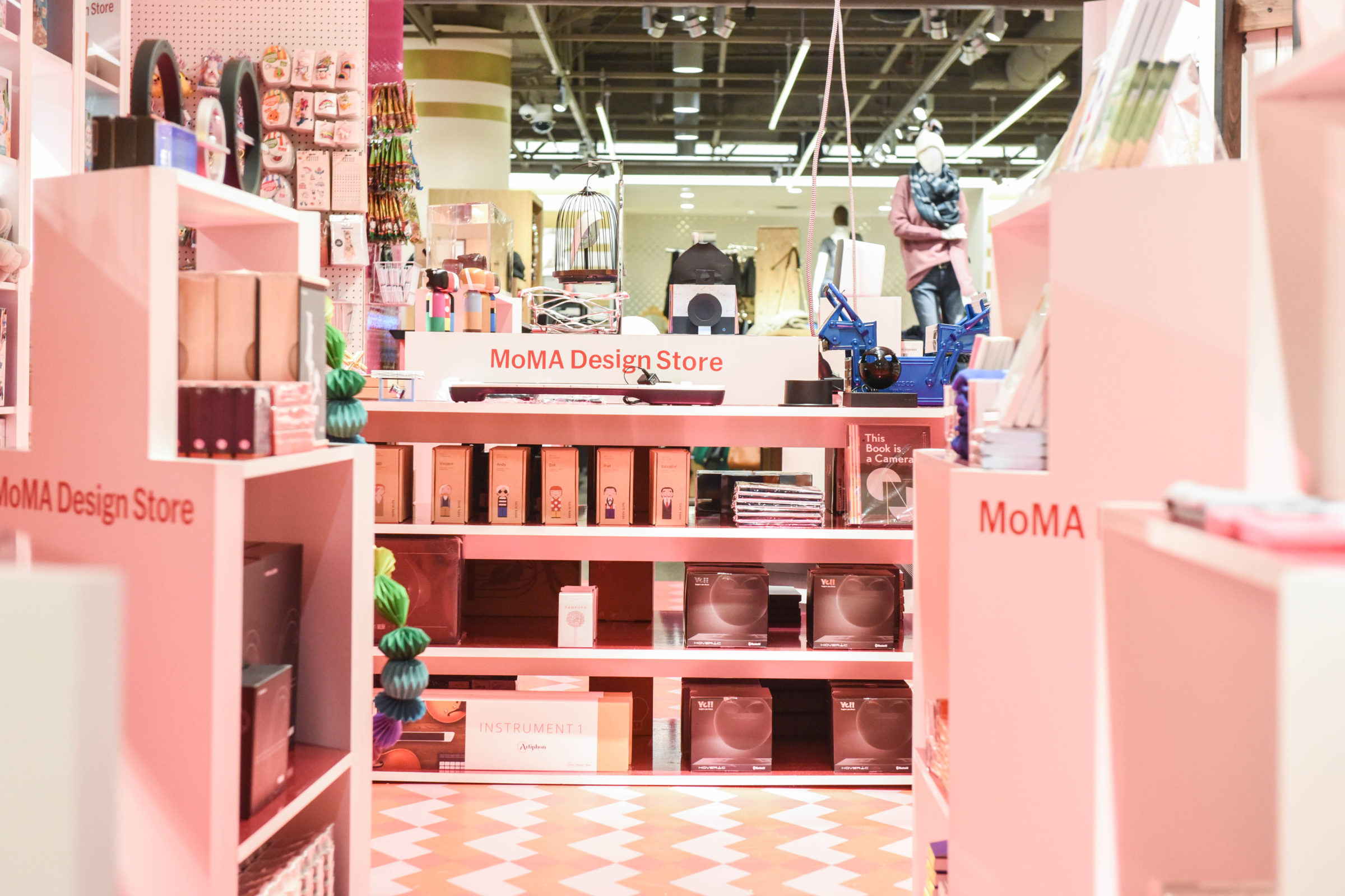 POP-IN@NORDSTROM Holiday Featuring MoMA Design Store - Vanguard ...
