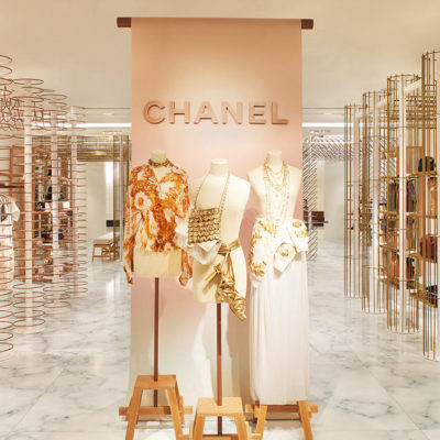 CHANEL x Nordstrom Ephemeral Cruise 2018 Boutique Opens in Seattle