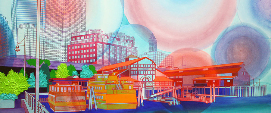 Pioneer Square And Downtown Seattle Gallery Guide: January 2018
