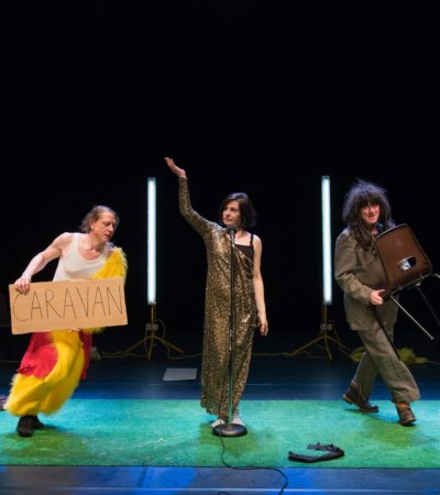 Dystopia and Optimism: Check Out Forced Entertainment at On the Boards, January 18-21