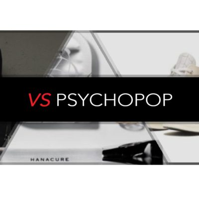 VS PsychoPop: DR. WOO, Joe Roslie, East-Meets-West Beauty/Philosophy