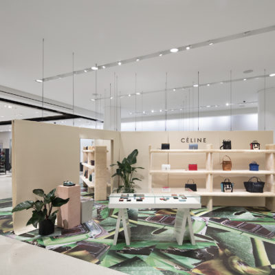 Céline + Nordstrom Pop Up Showcases Phoebe Philo's Latest Collection