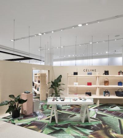 Céline + Nordstrom Pop Up Showcases Phoebe Philo's Latest Collection
