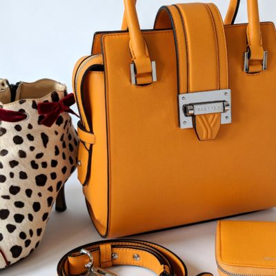 What's New: Seattle Designer Kacy Yom Debut Handbag Collection