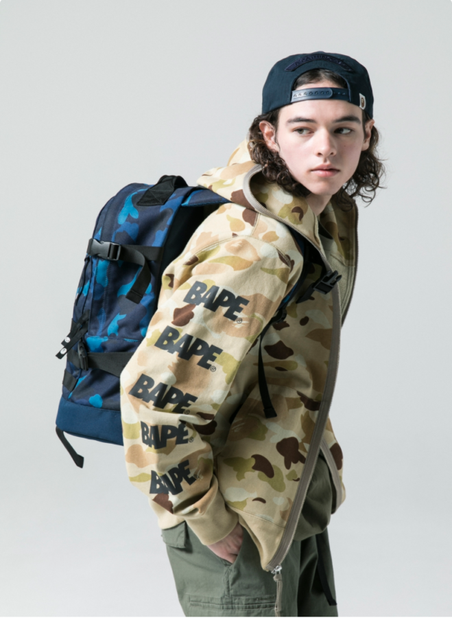BAPE SS 2018 in PNW style