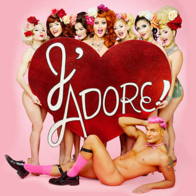 The Atomic Bombshells: J'ADORE 10 Year Anniversary!