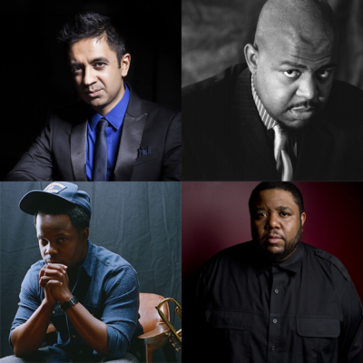 Global Rhythms: Summit in Seattle with Vijay Iyer, Howard Wiley, Ambrose Akinmusire and Tyshawn Sorey