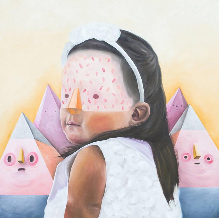 """La Zoey"" by Carlos Donjuan"