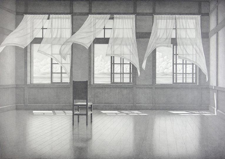 """""""Light Time Silence #29"""" by Kesiuke Yamamoto"""