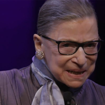 Notorious RBG at SIFF Cinema Egyptian