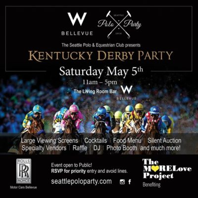 Seattle Polo Club: Kentucky Derby Party at the W