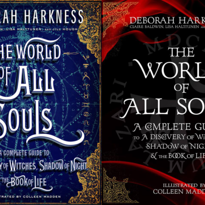 Deborah Harkness: The World of All Souls