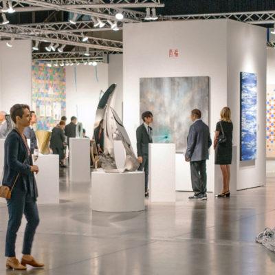 Seattle Art Fair 2018: The Superlatives of the Booths