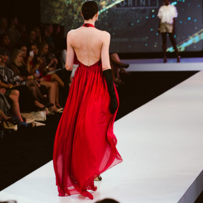 The Independent Designer Runway Show: Top Looks and The Big Winner