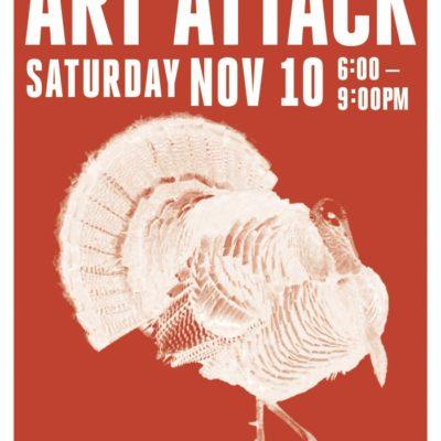 November 2018 Georgetown Art Attack