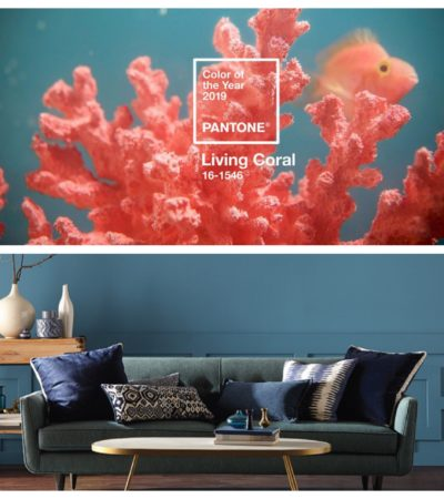Paint The Town: Behr and Pantone Colors of The Year 2019