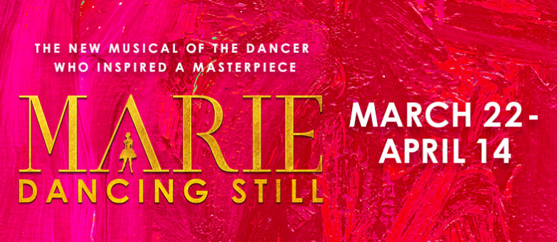 Marie Dnacing Still at 5th Avenue Theatre