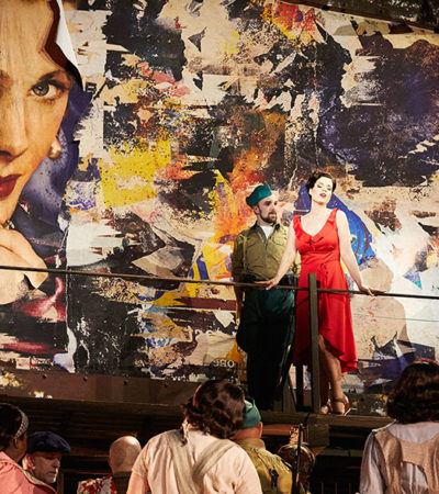 Carmen Brings Seattle Opera's Season to a Smoldering End