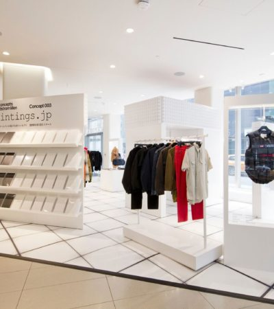 @NordstromMen Brings Next Level Pop-Up to The Flagship
