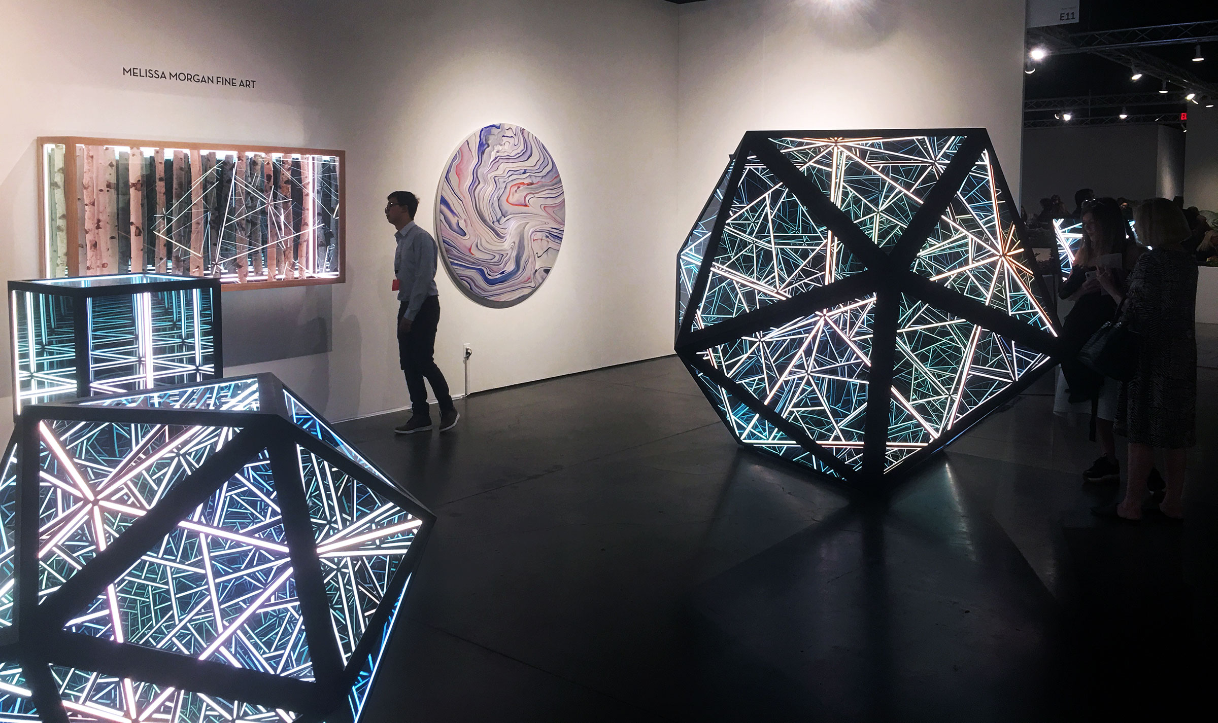 The Best Of The Booths At Seattle Art Fair 2019 Vanguard Seattle