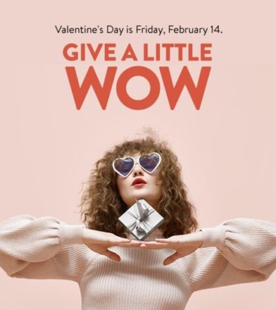 Give A Little Wow: Nordstrom's Valentine Gift Shop