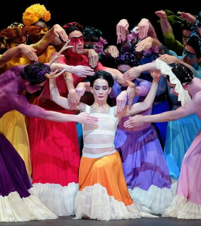 "Ballet at Home: ENB Streams ""Broken Wings, the life and works of Frida Kahlo"""